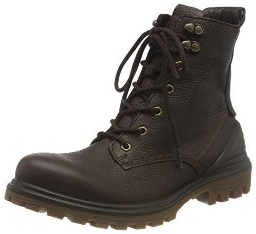 ECCO Damen Tredtray W Rudo Spider Ankle Boot, Braun (Mocha), 39 EU