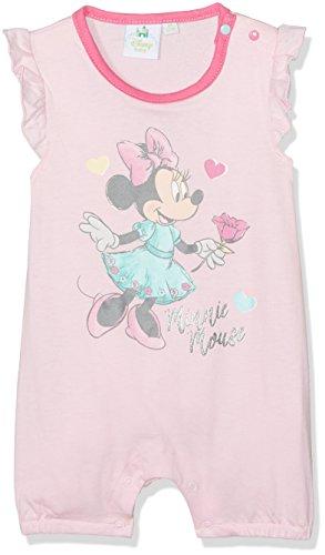 Disney Minnie 78389, Body Baby Mädchen, pink (Pink Blau), 2Jahre (Größe Hersteller: 24Monate)