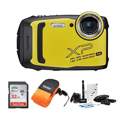 Our #9 Pick is the Fujifilm FinePix XP140 Camera