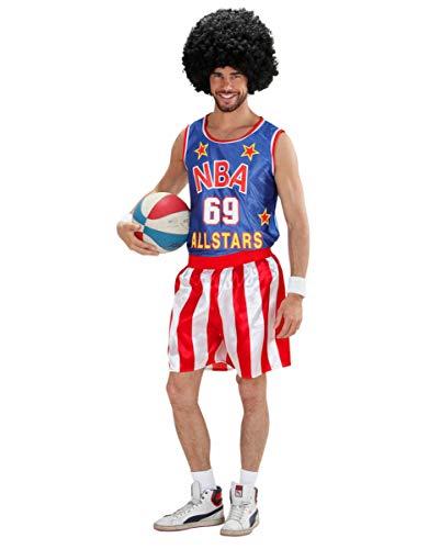 Horror-Shop Kostüm Basketballer für Mottoparties, Junggesellenabaschied & Fasching L