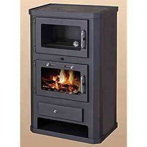 Victoria 05 quemador de leña para horno, chimenea, estufa de leña, quemador de leña, 10 kw Comfort F ECO Design
