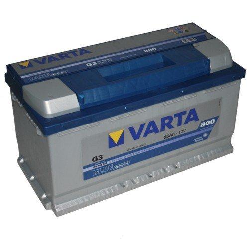 Varta Blue Dynamic G3 - Batería 95 Ah