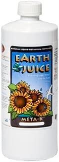 Hydro Organics J05299 Meta-K Earth Juice, 1-Quart