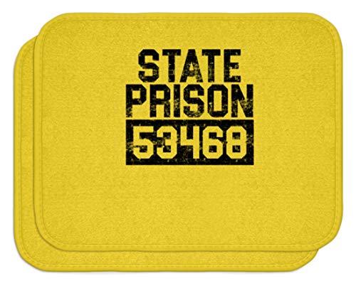 Divertida prisión de State Prison, JVA Knast Sträfling, policía, fiesta, saufen cerveza,...