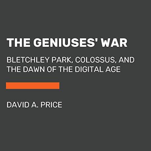 The Geniuses' War cover art