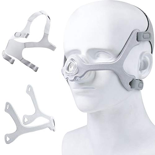 2pcs Fabric Frame and Replacement Headgear Compatible with Wisp Nasal Mask
