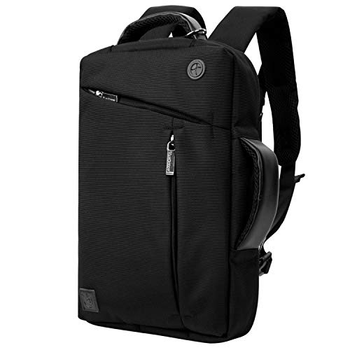 13.3 to 14 Inch Laptop Backpack Shoulder Bag Fit for Dell Inspiron 13, Inspiron 14, Latitude 13, Latitude 14, Vostro 13, Vostro 14, XPS 13, for Samsung Galaxy Book S, Notebook 7, Notebook Flash