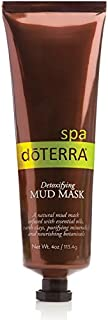 doTERRA - SPA Detoxifying Mud Mask - 4 oz