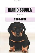 DIARIO SCUOLA: 2020-2021 (Italian Edition)