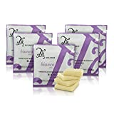 Tableta de Chocolate Blanco - 50 gr (Paquete de 5 Piezas)