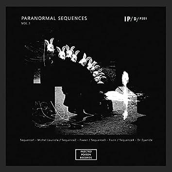 Paranormal Sequences Vol1. (Paranormal Sequences series)