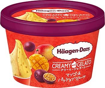ハーゲンダッツ クリーミージェラート マンゴー&パッションフルーツ 110ml 12個セット 冷凍品 お中元 お歳暮