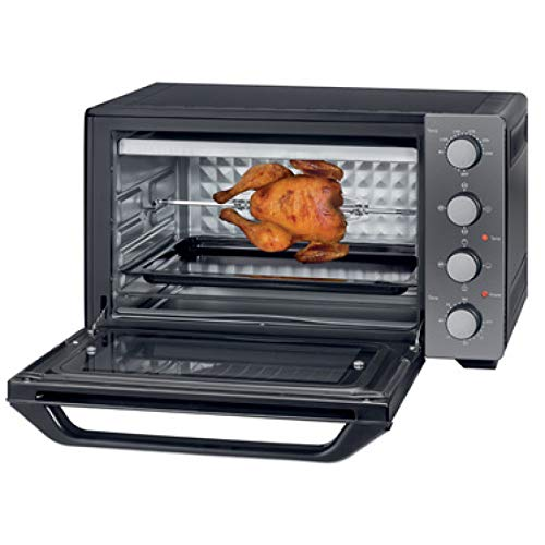 Profi Cook Profi - Cook multibackofen pc-mbg 1185, color plateado