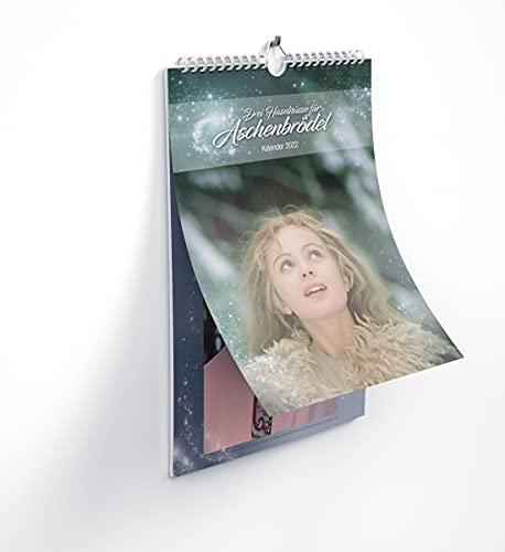 Drei Haselnüsse für Aschenbrödel-Kalender 2022 + DVD Drei Haselnüsse für Aschenbrödel