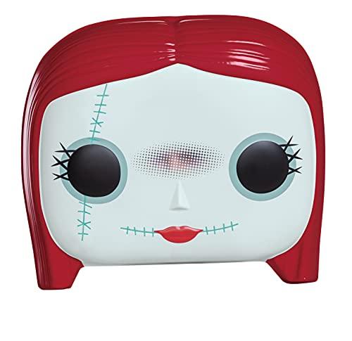 Máscara de Sally Pop!, Funko The Nightmare Before Christmas Mask Accesorio de disfraz para todas las edades
