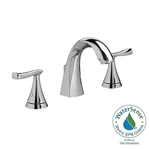American Standard Chatfield 8 in. Widespread 2-Handle Bathroom Faucet in Polished Chrome
