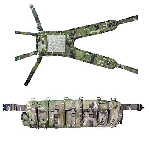 1157store KitPimp Para MTP Airborne Webbing Set - With Yoke...