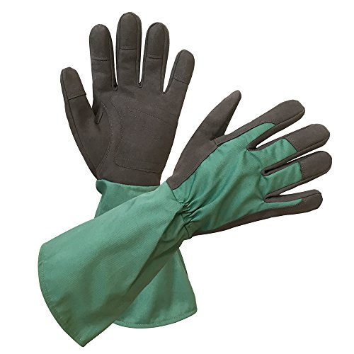 PROMEDIX Long Cuff Gardening Gloves