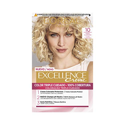 L'Óreal Paris Excellence Crema Color Triple Cuidado