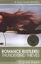 Romance Rustlers and Thunderbird Thieves (Ruby Taylor Mystery #1)