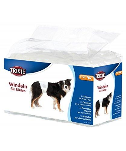 Trixie Pañales para Perros Absorbentes - Empapadores Perros