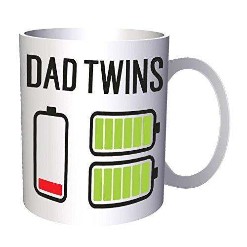 jumeaux de papa 33 cl Tasse ee219