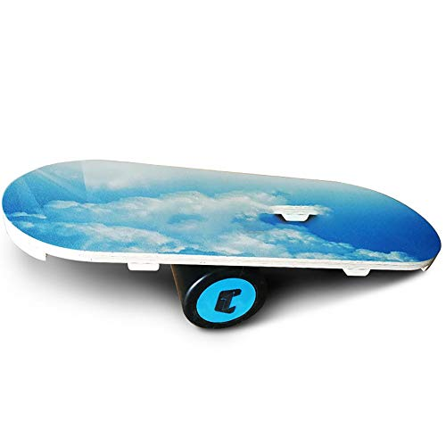 New Zhao Li Balance Board Balance Training Skateboard Snowboard Surfing Wooden Training Equipment Fi...