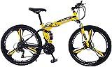 RZBB 26 Zoll Faltbares Mountainbike, Faltbares...