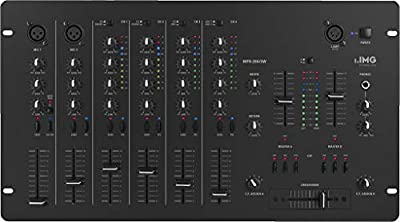 IMG Stage Line MPX-206/SW 6 Channel Stereo Mixer