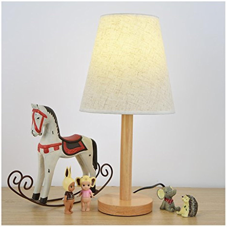 Xiao ping Schreibtischlampe Moderne minimalistische Tischlampe Wohnzimmer Studie Nachttisch Hotel Eiche Lampe Krper Licht Farbe 20  42cm