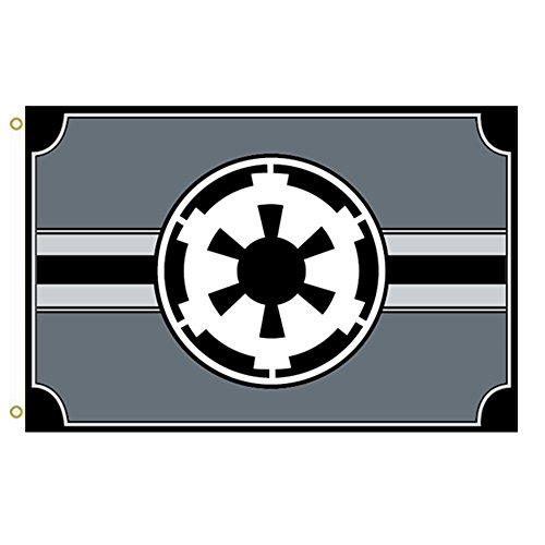 Large Flag Galactic Empire Star Wars Flag 0A outdoor Flag Flying flag 3x5ft banner