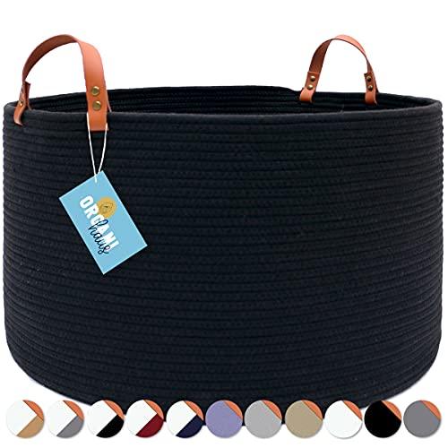 cesta grande de la marca OrganiHaus