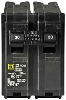 Your One Source HOM230CP 30-Amp Weatherproof Plug-On Circuit Breaker
