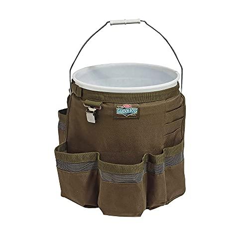 Bucket Boss – Garden Boss Bucket Tool Organizer (Fits 5 Gallon Bucket), Bucket Organization (GB20010)