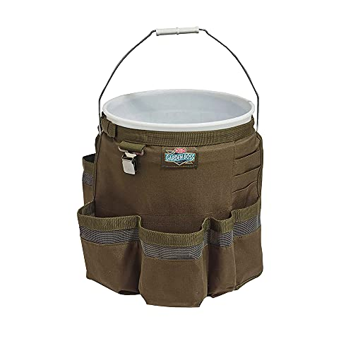 Bucket Boss - Garden Boss Bucket Tool Organizer (Fits 5 Gallon Bucket), Bucket Organization (GB20010)