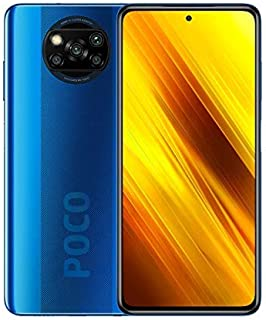 Xiaomi POCO X3 NFC Dual SIM 128GB, 6GB RAM, 4G LTE, Cobalt Blue