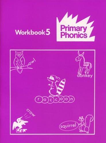 Primary Phonics Workbooks And Phonetic Storybooks Workbook 5