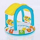 NLRHH Piscina Plegable, Piscina for niños inflables, Piscina de Bolas océano, Piscina for niños, jardín, Fiestas en la Piscina Partido de los Juguetes Peng