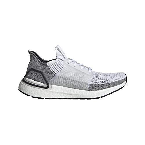 adidas Ultraboost 19 W, Zapatillas de Running para Mujer, Blanco (FTWR White/Crystal White/Grey Two F17 FTWR White/Crystal White/Grey Two F17), 41 1/3 EU