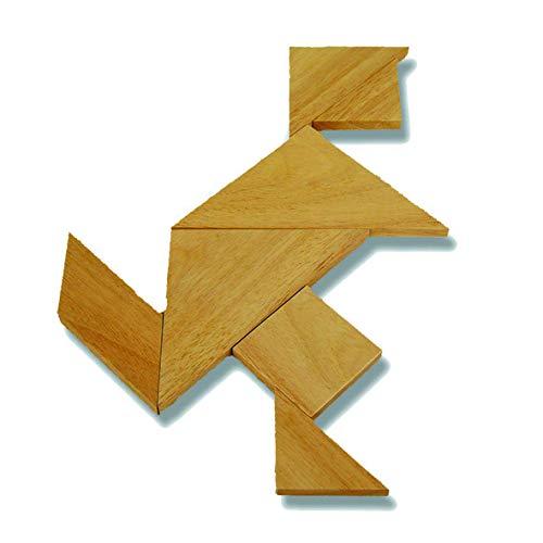 Andreu Toys 26.5 x 20 x 2 cm Tangram (Multicolore)