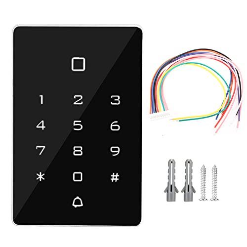 Klokaanwezigheidskaart, wachtwoord, kaartwachtwoord 4,5 x3x 0,6 inch, voor huisbeveiliging