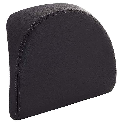 Piaggio Rückenlehne schwarz grau für Liberty New Top Case