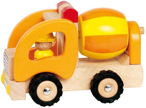 Goki 55926 - Betonmischer Spielzeug