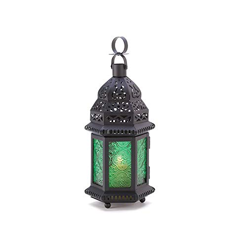 DSYADT Candlelight for Home Living Room Tables Decor Vintage Style Shabby Chic Lantern Candle Holder Christmas Wedding Dinning Vintage Decorative Lights