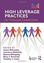 High Leverage Practices for Inclusive Classrooms
