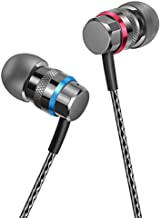 HIFI WALKER A2, High Resolution Wired Earbuds, in Ear Headphones with Earphones Bag, Dynamic Crystal Clear Sound, 3.5mm Widely Compatible Jack (NO Mic)