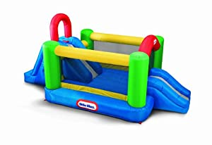 Jump & Double Slide Bouncer image