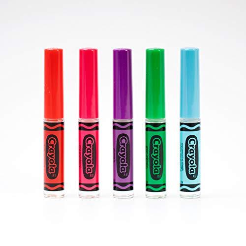 Lip Smacker Crayola Liquid Party Pack, 0.45 Fl. Oz