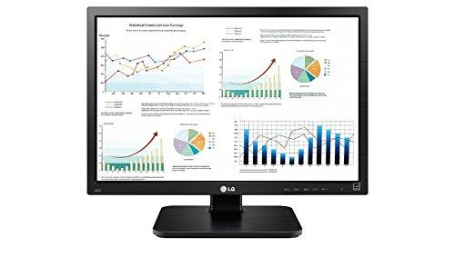 LG Electronics 22BK55WD-B 55,88cm 22Zoll Monitor LED LCD TFT 1.680x1.050 Pivot 16:10 1000:1 250cd 5ms analog DVI-D D-SUB 2x1W VESA TN TCO7.0 schwarz