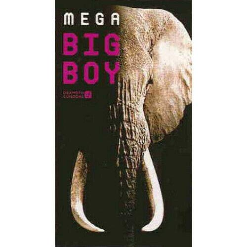 Beyond 7 Mega Big Boy Extra Large Latex Condoms-24 Count